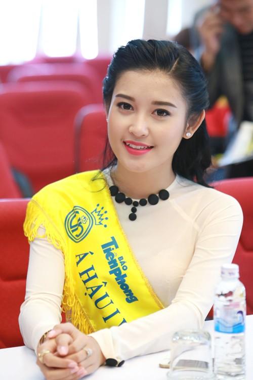 Các Hoa hậu, Á hậu hào hứng hiến máu cho ngày Chủ Nhật Đỏ - ảnh 9