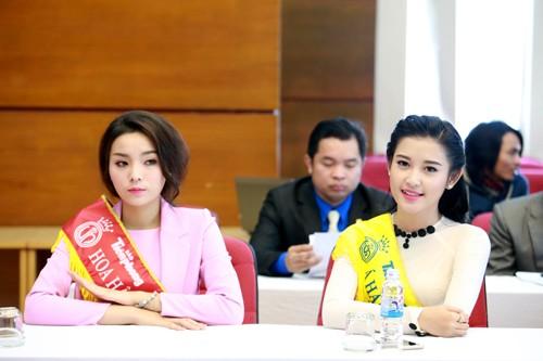 Các Hoa hậu, Á hậu hào hứng hiến máu cho ngày Chủ Nhật Đỏ - ảnh 8