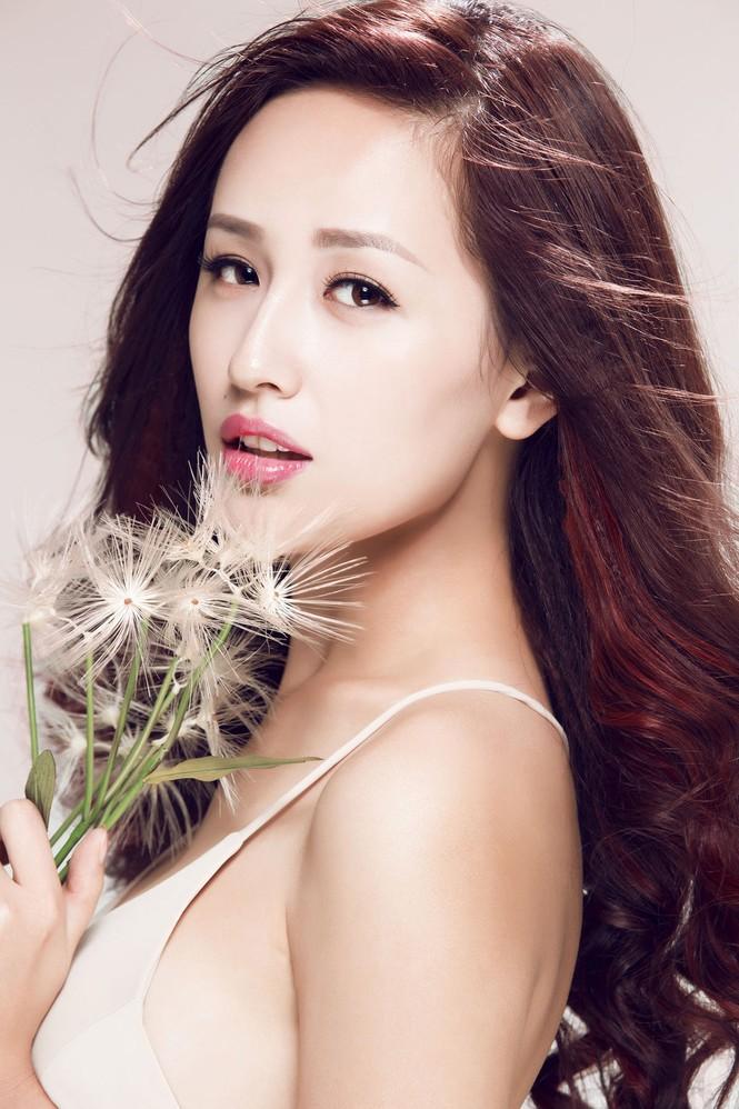 Mai Phương Thúy xinh đẹp 'không tì vết' trong bộ ảnh mới - ảnh 6