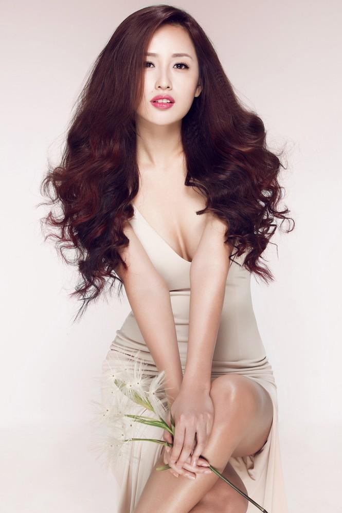 Mai Phương Thúy xinh đẹp 'không tì vết' trong bộ ảnh mới - ảnh 3