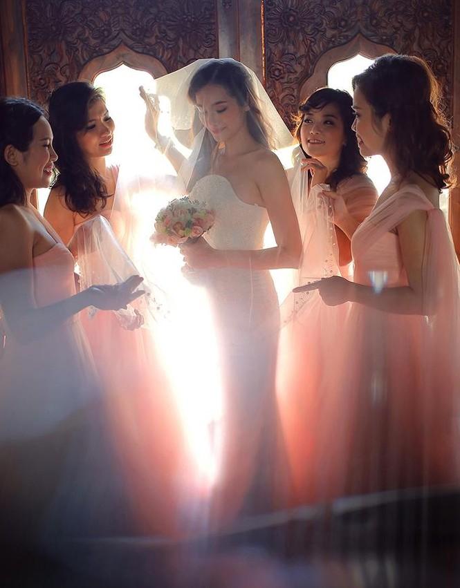 Ngắm 4 bộ váy lộng lẫy Trúc Diễm sẽ mặc trong hôn lễ - ảnh 2