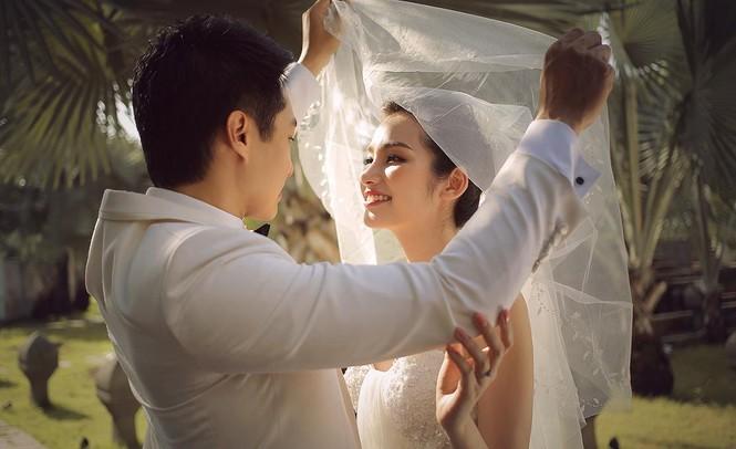 Ngắm 4 bộ váy lộng lẫy Trúc Diễm sẽ mặc trong hôn lễ - ảnh 3