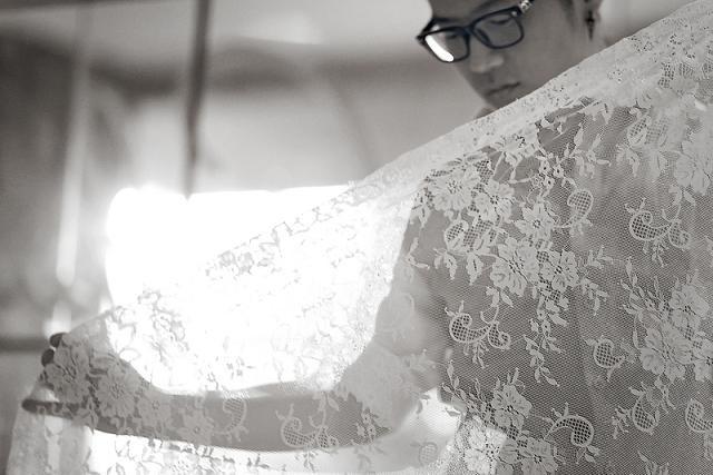 Ngắm 4 bộ váy lộng lẫy Trúc Diễm sẽ mặc trong hôn lễ - ảnh 10
