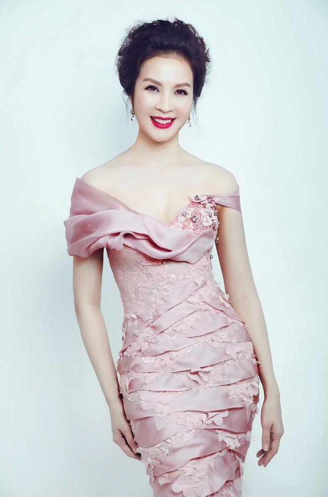 'Đứng hình' ngắm MC Thanh Mai trong bộ ảnh mới - ảnh 6