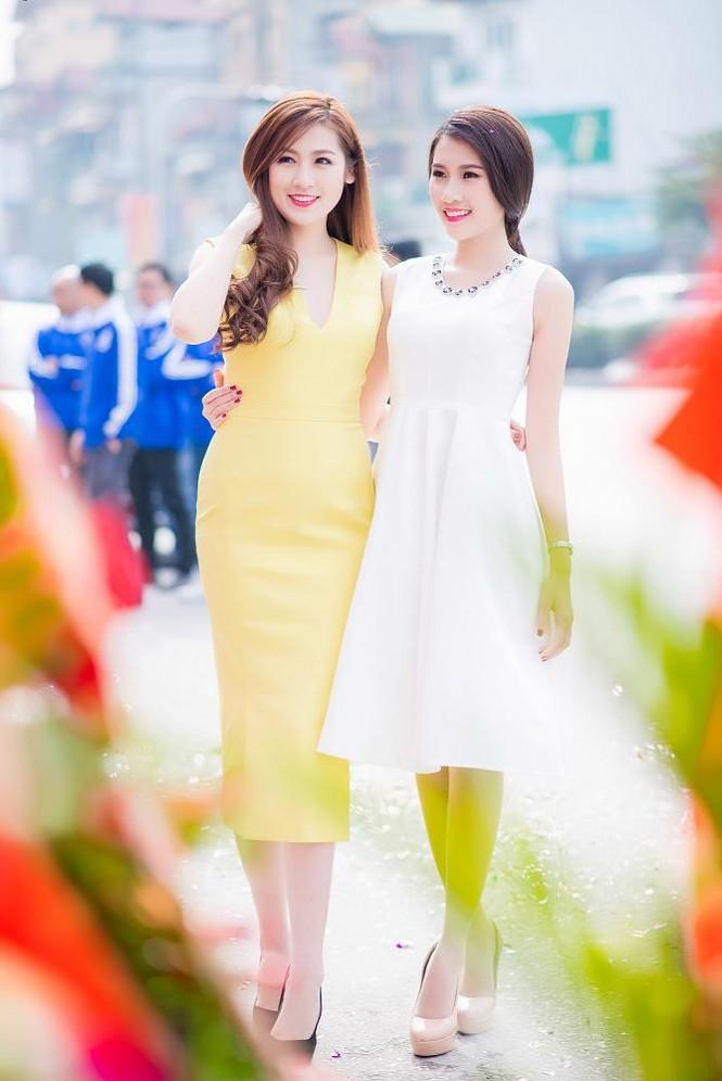 Á hậu Tú Anh, người đẹp Thanh Tú thân thiết như chị em - ảnh 8