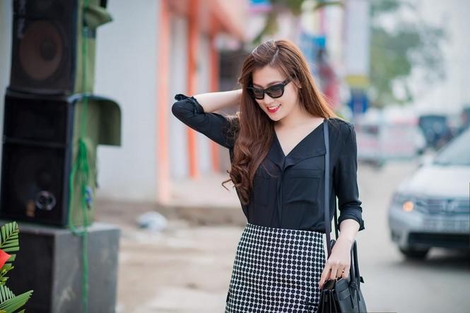 Á hậu Tú Anh, người đẹp Thanh Tú thân thiết như chị em - ảnh 11