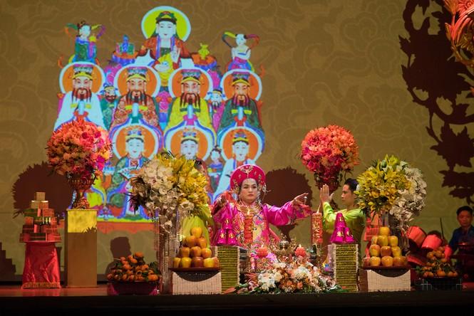 Lễ chào mừng 'Tín ngưỡng thờ Mẫu' là di sản văn hóa nhân loại - ảnh 6