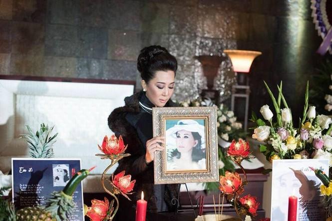 đám tang bà đặng tuyết mai - ảnh 3