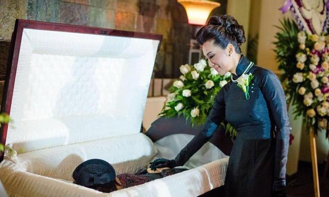 đám tang bà đặng tuyết mai - ảnh 10