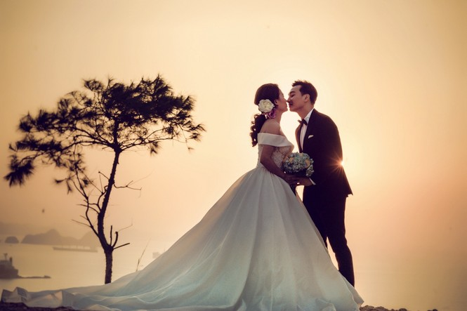 ảnh cưới mc thành trung - ảnh 9