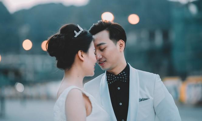 ảnh cưới mc thành trung - ảnh 11