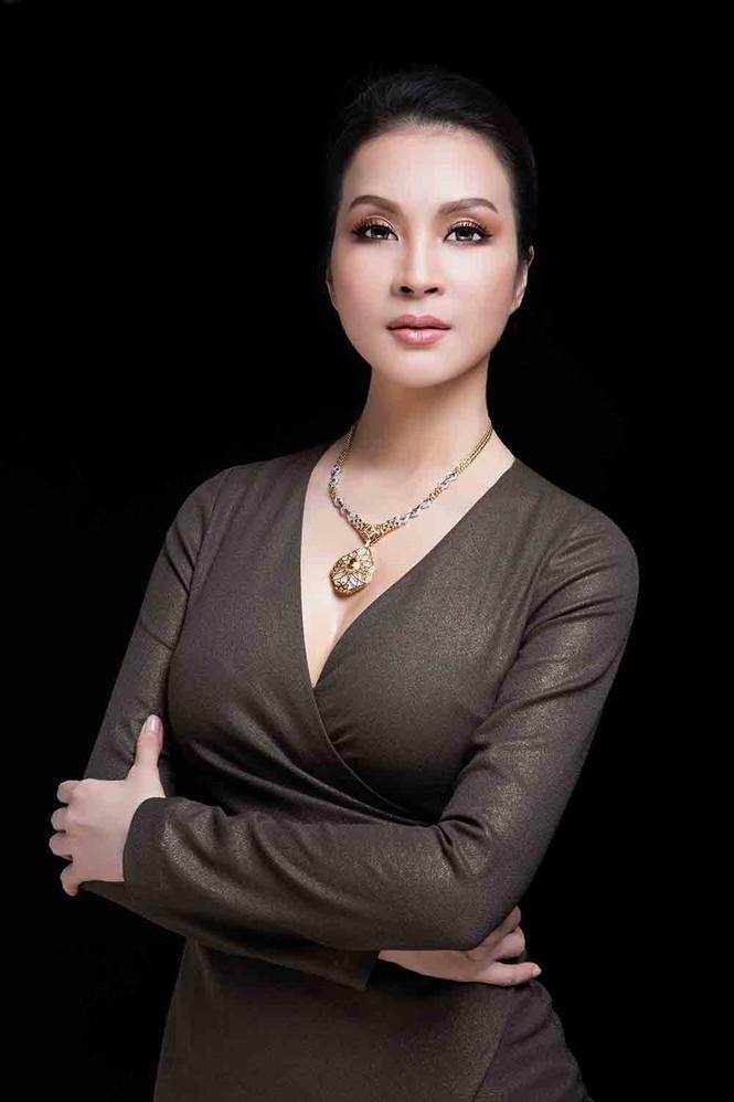 MC Thanh Mai nhớ về thời nghèo khổ, bán quán nước kiếm tiền - ảnh 2