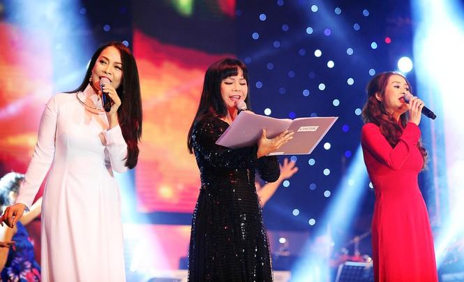 Đêm nhạc Trịnh Công Sơn 'vạn người mê' - ảnh 1