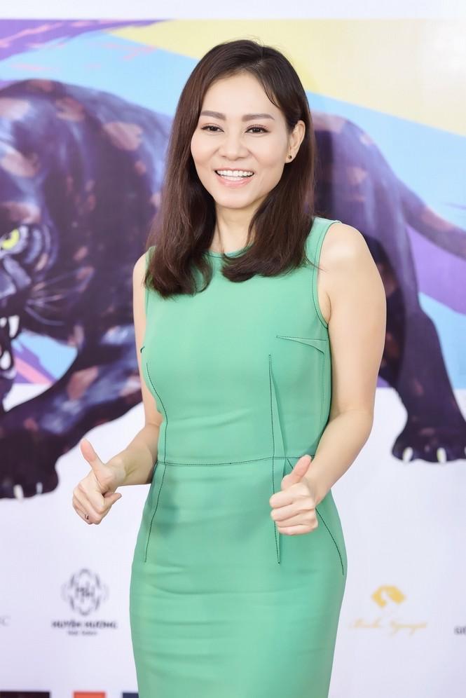 Xuân Bắc, MC Phan Anh hào hứng múa phụ hoạ cho Thu Minh - ảnh 4