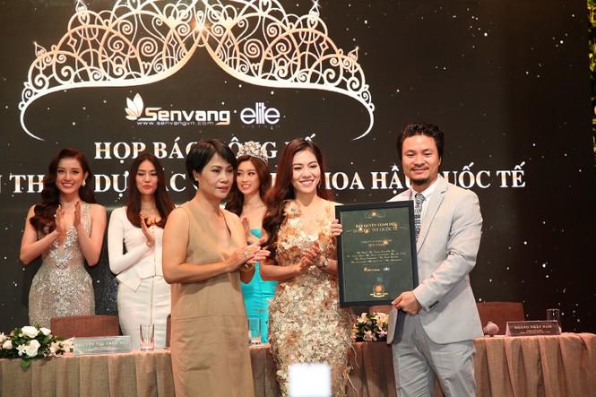 Hoa hậu Việt Nam sẽ được toàn quyền thi Miss World từ 2017 - ảnh 3