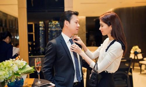 Chuyện tình yêu từ ngày mới quen đến trước lễ cưới của Hoa hậu Thu Thảo - ảnh 9