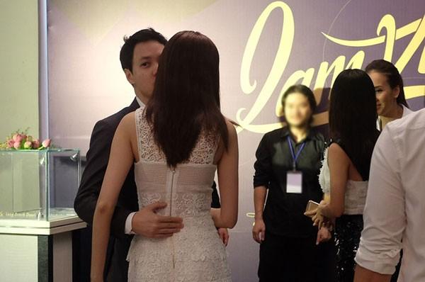Chuyện tình yêu từ ngày mới quen đến trước lễ cưới của Hoa hậu Thu Thảo - ảnh 11