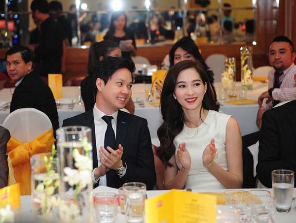 Chuyện tình yêu từ ngày mới quen đến trước lễ cưới của Hoa hậu Thu Thảo - ảnh 3