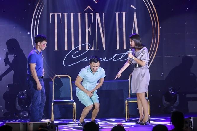 Xuân Bắc, Tự Long tung hứng trong lễ tri ân khách hàng của Thiên Hà Spa - ảnh 2
