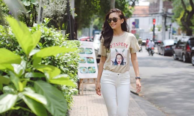 Mâu Thuỷ sẵn sàng trước 'cuộc chiến' với Phạm Hương, Minh Tú - ảnh 1