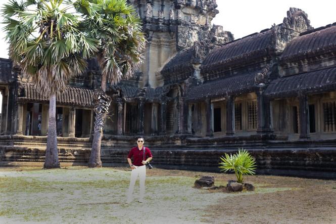 Nguyên Khang chia sẻ kinh nghiệm du lịch Campuchia với 250 đô - ảnh 9