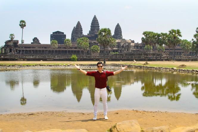 Nguyên Khang chia sẻ kinh nghiệm du lịch Campuchia với 250 đô - ảnh 5