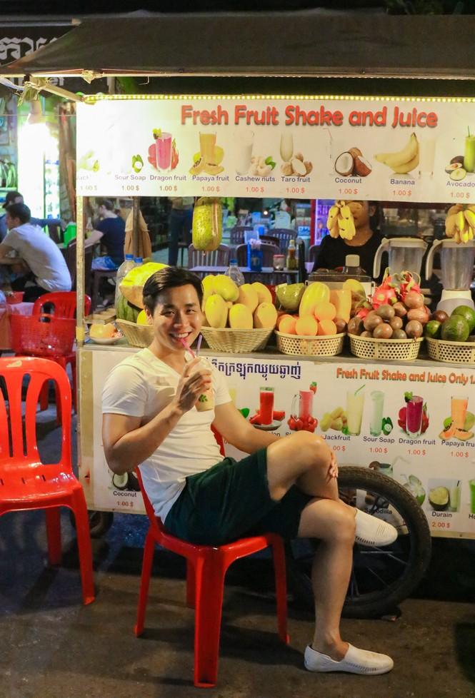 Nguyên Khang chia sẻ kinh nghiệm du lịch Campuchia với 250 đô - ảnh 10
