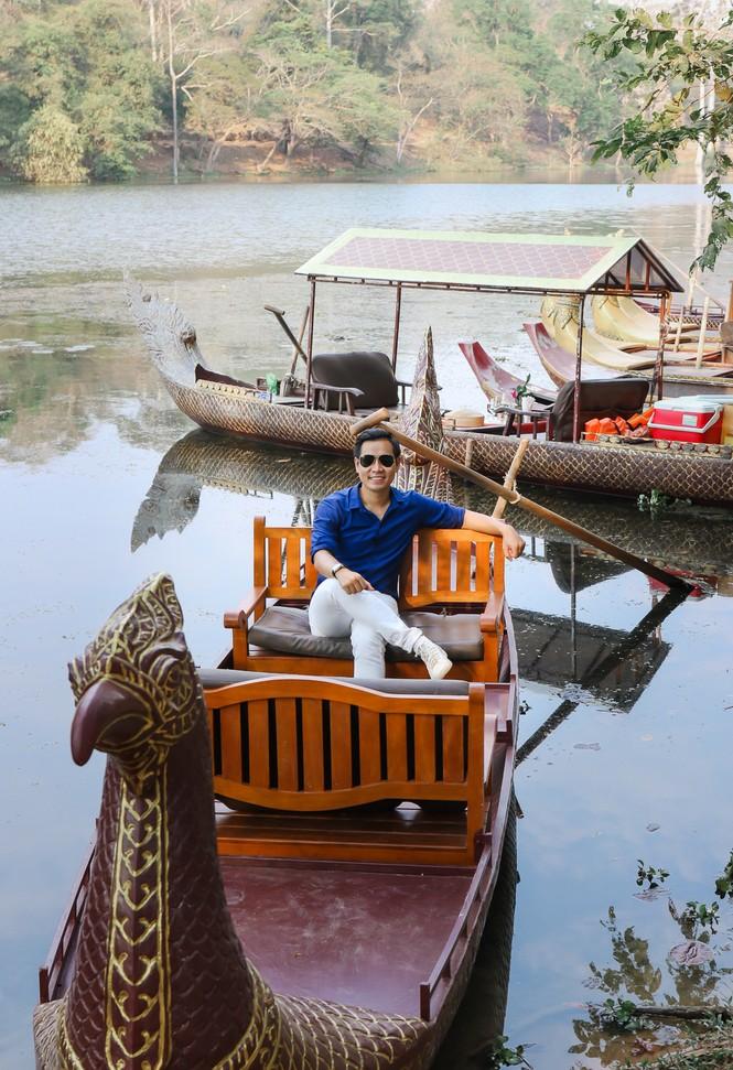 Nguyên Khang chia sẻ kinh nghiệm du lịch Campuchia với 250 đô - ảnh 11