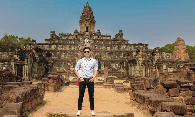 Nguyên Khang chia sẻ kinh nghiệm du lịch Campuchia với 250 đô - ảnh 3
