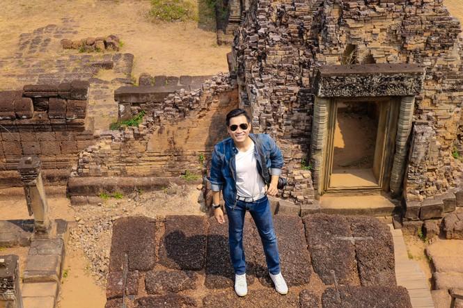 Nguyên Khang chia sẻ kinh nghiệm du lịch Campuchia với 250 đô - ảnh 2