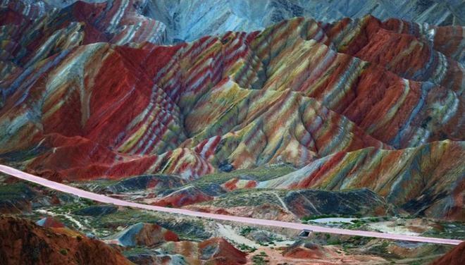 10 phong cảnh thiên nhiên sặc sỡ nhất thế giới - ảnh 10