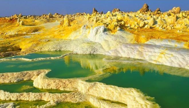 10 phong cảnh thiên nhiên sặc sỡ nhất thế giới - ảnh 1