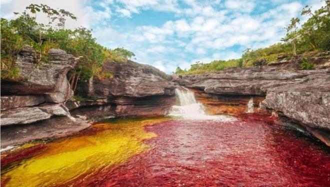10 phong cảnh thiên nhiên sặc sỡ nhất thế giới - ảnh 6