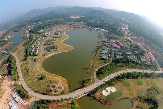 Resort Việt Nam đẹp thứ 7 hành tinh nhìn từ flycam - ảnh 1