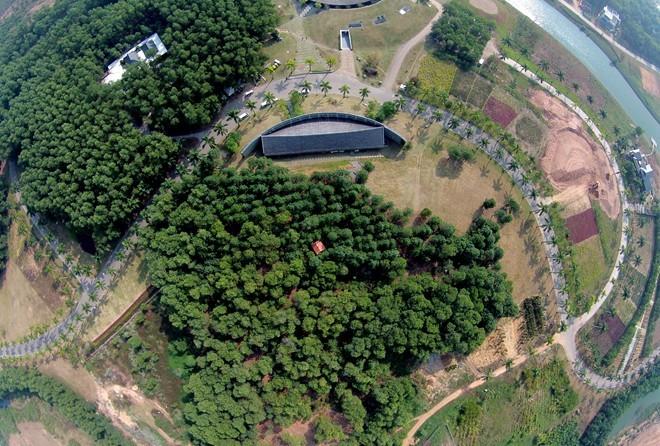 Resort Việt Nam đẹp thứ 7 hành tinh nhìn từ flycam - ảnh 10