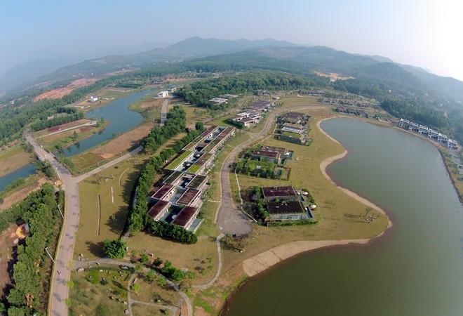 Resort Việt Nam đẹp thứ 7 hành tinh nhìn từ flycam - ảnh 4