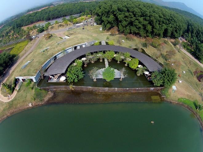 Resort Việt Nam đẹp thứ 7 hành tinh nhìn từ flycam - ảnh 7