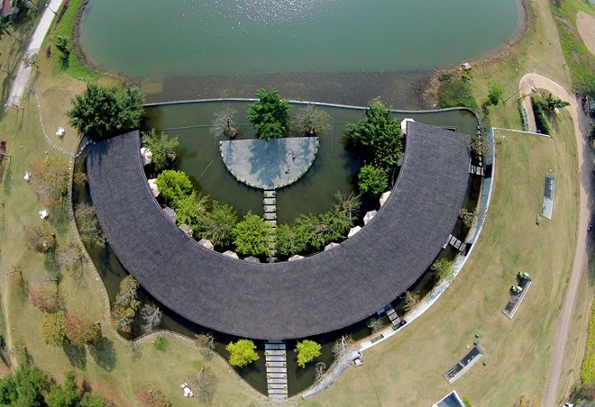 Resort Việt Nam đẹp thứ 7 hành tinh nhìn từ flycam - ảnh 8