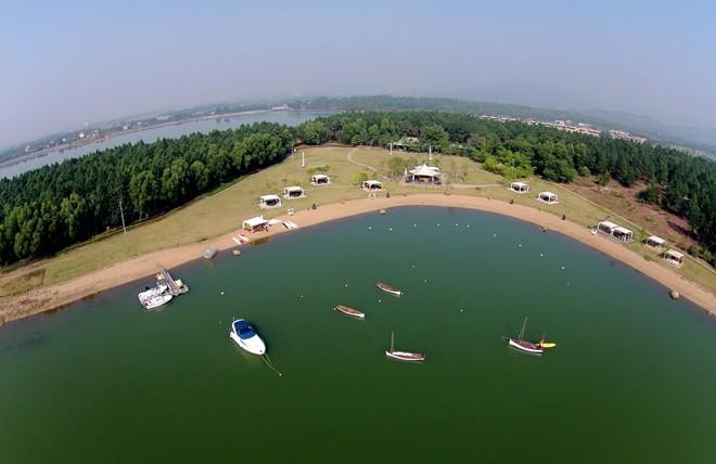 Resort Việt Nam đẹp thứ 7 hành tinh nhìn từ flycam - ảnh 9
