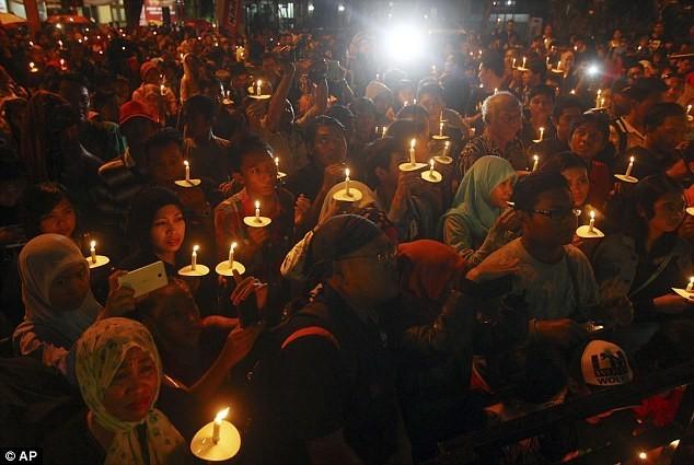 Toàn cảnh một tuần thảm kịch máy bay QZ8501 rơi - ảnh 14