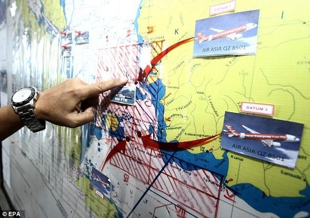 Toàn cảnh một tuần thảm kịch máy bay QZ8501 rơi - ảnh 5