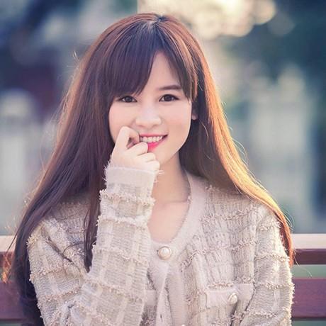 Nữ du học sinh gây sốt vì gương mặt xinh đẹp - ảnh 1