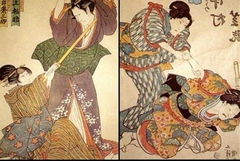 Hậu vận đau đớn của các Ninja nữ - ảnh 1
