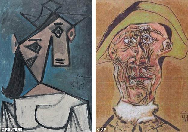 Biệt thự và tranh quý của Picasso được rao bán với giá... 6.000 tỉ đồng - ảnh 6