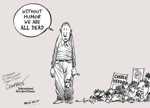 Báo giới 'tuyên chiến' với khủng bố - ảnh 10