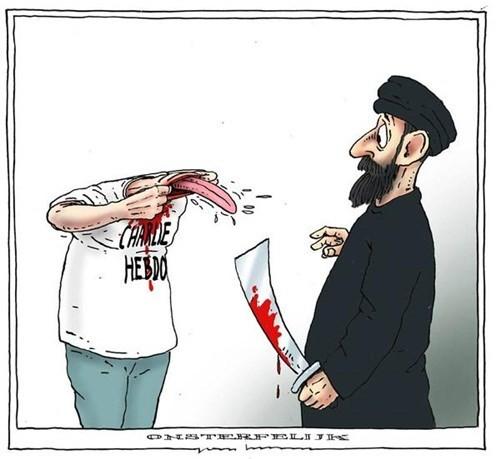 Báo giới 'tuyên chiến' với khủng bố - ảnh 12