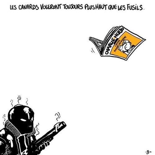 Báo giới 'tuyên chiến' với khủng bố - ảnh 5