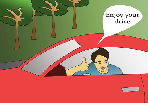 Bí quyết lái xe đường dài không mệt - ảnh 12