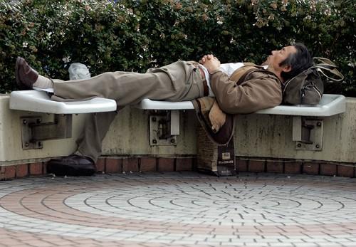 Nhật Bản trình dự luật mới cho phép nghỉ mát 20 ngày mỗi năm - ảnh 1
