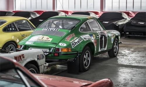 Người đàn ông phục chế hàng trăm xe Porsche - ảnh 2
